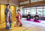 古町芸妓の舞を鑑賞できる「新潟花街茶屋」開催 ~終了しました~